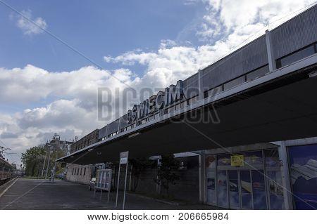 Main Train Station To Auschwitz And Birkenau