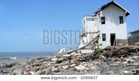 Damaged House: Jamaica