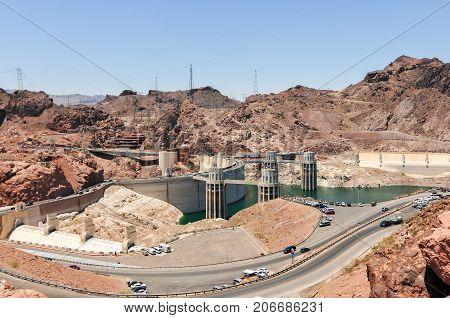 Hoover Dam - Nevada