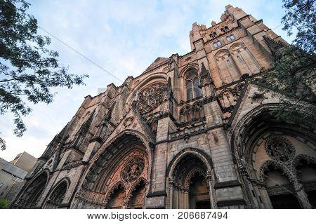 Saint John The Divine - New York City