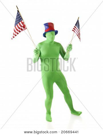 Green Morph Patriot