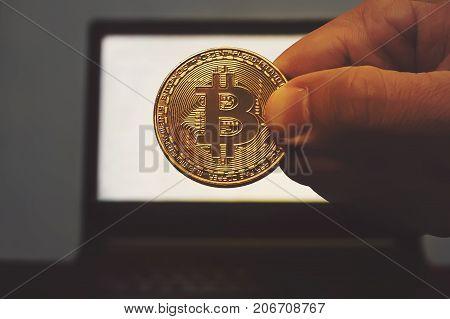 Electronic Money Mining Concept