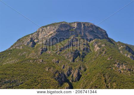Berglandschaft, Berg, Wald, Natur, Italien,