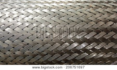 Stainless texture or stainless texture image use for texture background
