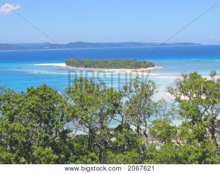 Tropical Paradise, Nosy Iranja, Nosy Be Island, Madagascar