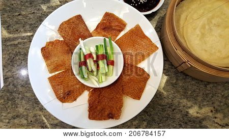 Peking Duck In Chinese Style Very Yummy