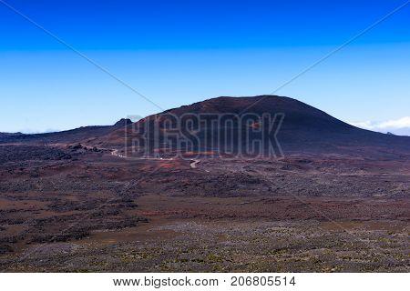 Plaine Des Sables, Piton De La Fournaise, Reunion Island