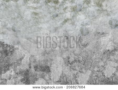 Old grunge metal background of steel - background or texture