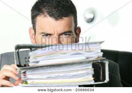 Busy Man