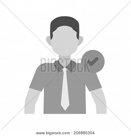 Trust, business, success icon vector image. Can also be used for airport. Suitable for mobile apps, web apps and print media.