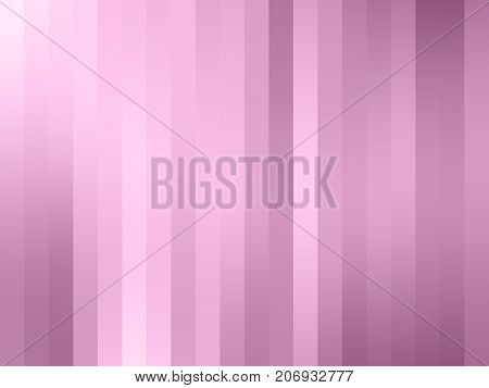Pink purple striped background - simple pattern lines gradient with glossy metal effect