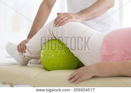 Rehabilitation In Hospital