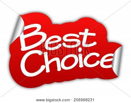 best choice sticker best choice red sticker best choice red vector sticker best choice best choice eps10 design best choice sign best choice