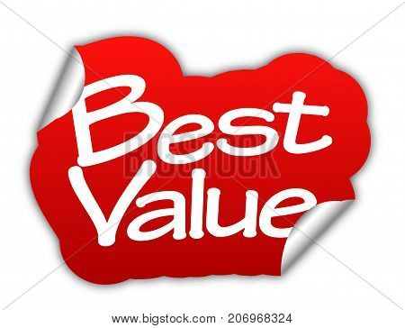best value sticker best value red sticker best value red vector sticker best value best value eps10 design best value sign best value