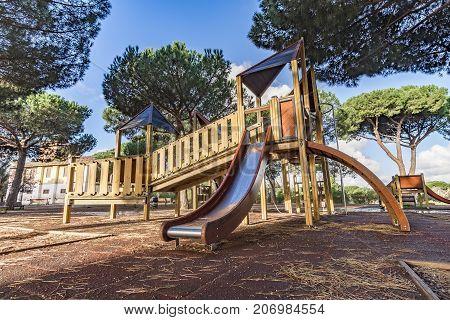 Slides In The Park