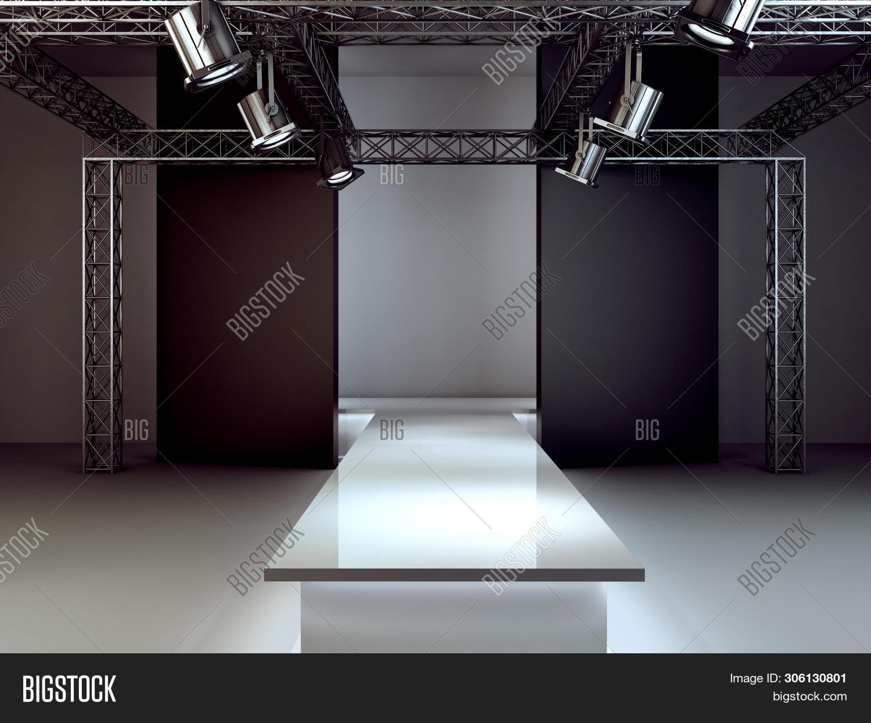 catwalk podium