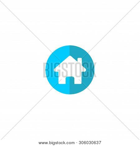 House Icon. House Flat Icon Vector. House Flat Icon Simple. House Icon App. House Icon Web, Home Ico