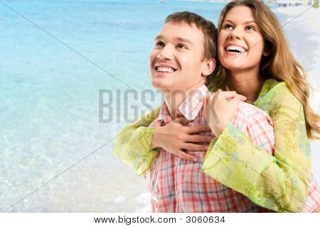 Couple On Holiday