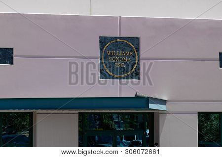 Las Vegas - Circa June 2019: Williams-sonoma Call Center. Williams-sonoma Is Famous For Their Upscal
