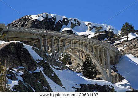 Donner Summit Bridge