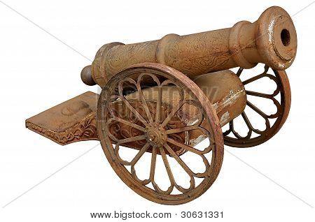 Small Cannon.