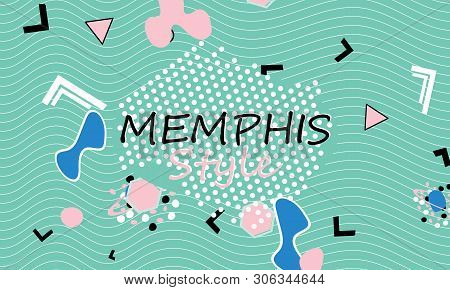 90s Pattern  Memphis Vector & Photo (Free Trial) | Bigstock