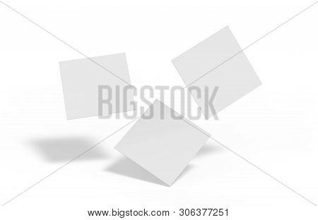 Blank White Square Image & Photo (Free Trial) | Bigstock