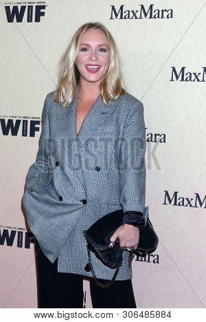 LOS ANGELES - JUN 12:  Annie Stark at the Women In Film Annual Gala 2019 at the Beverly Hilton Hotel on June 12, 2019 in Beverly Hills, CA