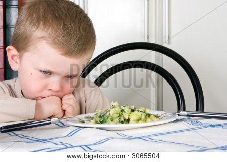 I Will Not Eat