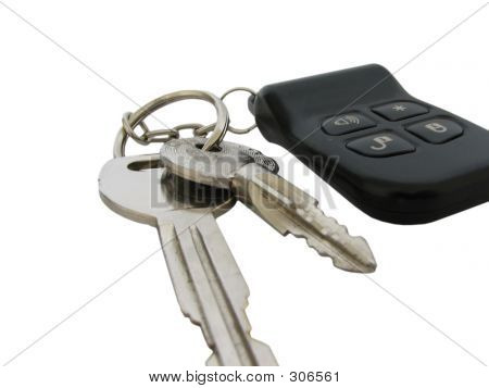 Car Keys With Remote
