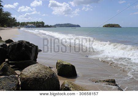 Warfe Strand St lucia