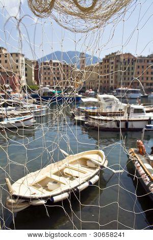Camogli Fishing net