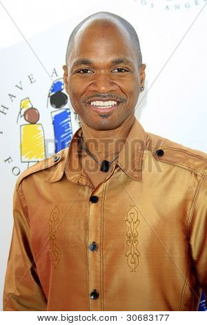 LOS ANGELES, CA - MAR 4: Jesse Campbell at the I Have A Dream Foundation's 14th Annual Dreamers Brunch at The Skirball Cultural Center on March 4, 2012 in Los Angeles, California