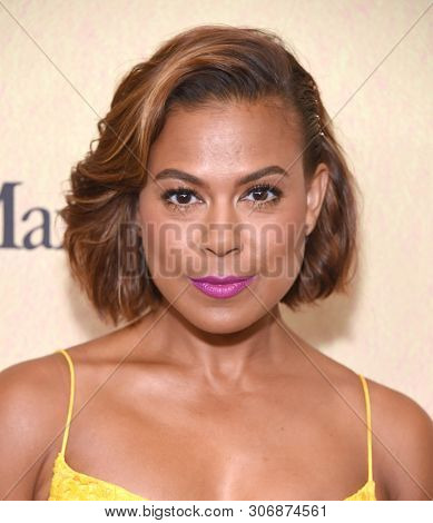 LOS ANGELES - JUN 12:  Toni Trucks arrives for the 2019 Women In Film Annual Gala on June 12, 2019 in Beverly Hills, CA