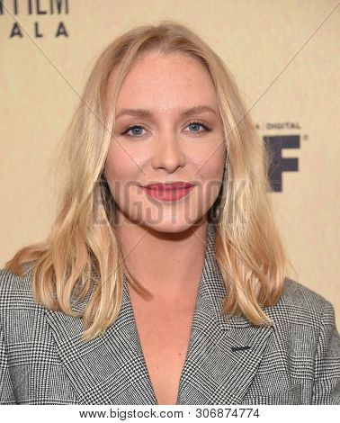 LOS ANGELES - JUN 12:  Annie Starke arrives for the 2019 Women In Film Annual Gala on June 12, 2019 in Beverly Hills, CA