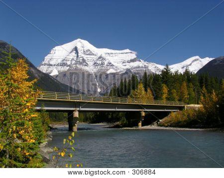 Mountain Splendor, Robson, Canada
