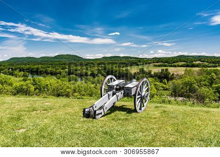 Saratoga National Historical Park In New York, United States