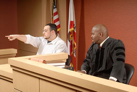 Witness At Trial