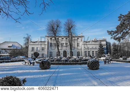 Schloss Hotel. Resort Yantarny, Russia