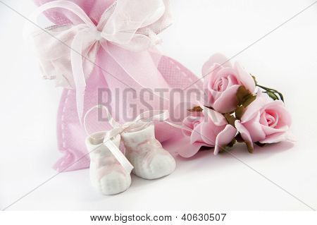 Baby Girl Favors