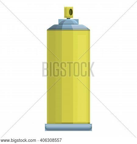 Air Freshener Lemon Icon. Cartoon Of Air Freshener Lemon Vector Icon For Web Design Isolated On Whit