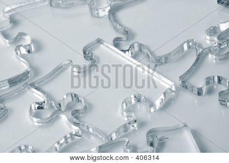 Pieces Gray