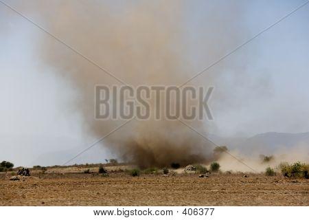 Tornado, Africa