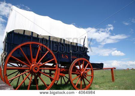 Patriotic Wagon
