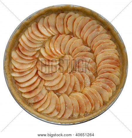 Apple Pie (top View)