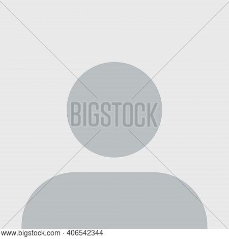 Default Avatar Profile Icon Vector. Social Media User Symbol Image