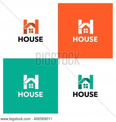 House Sale Logo Design  House Rental Logo Design