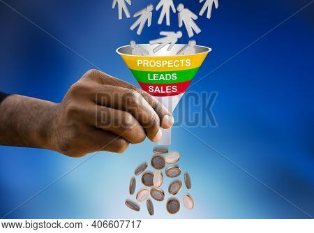 African Sales, Lead And Prospects Funnel Automation