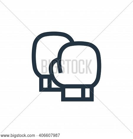 sport icon isolated on white background from hobbies collection. sport icon thin line outline linear