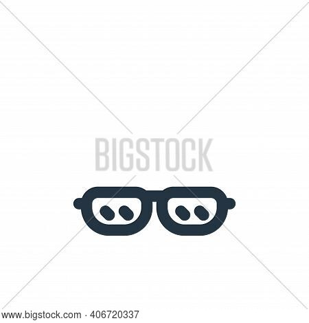spectacles icon isolated on white background from holiday collection. spectacles icon thin line outl